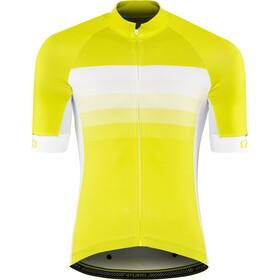 Giro Chrono Expert Trikot Herren citron green horizon